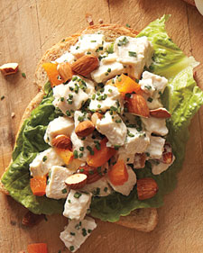 Chicken Salad Sandwich - Innergy Corporate Yoga Inc.